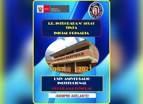 LXIV Aniversario 56041